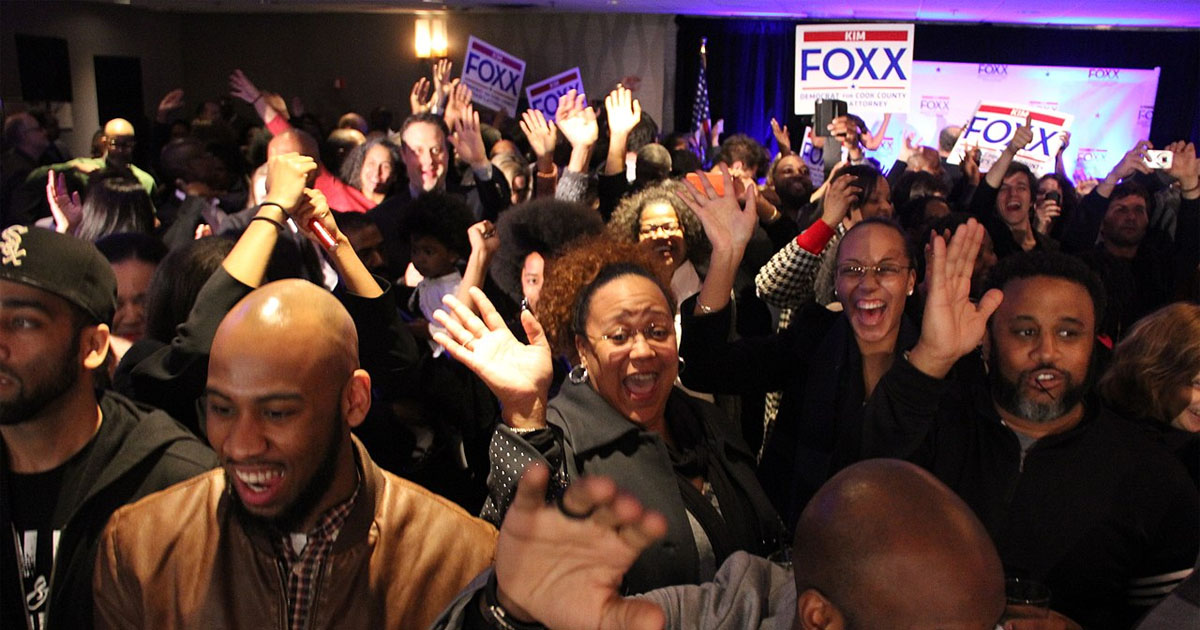 Democratic Party Candidates Win County's Top Races