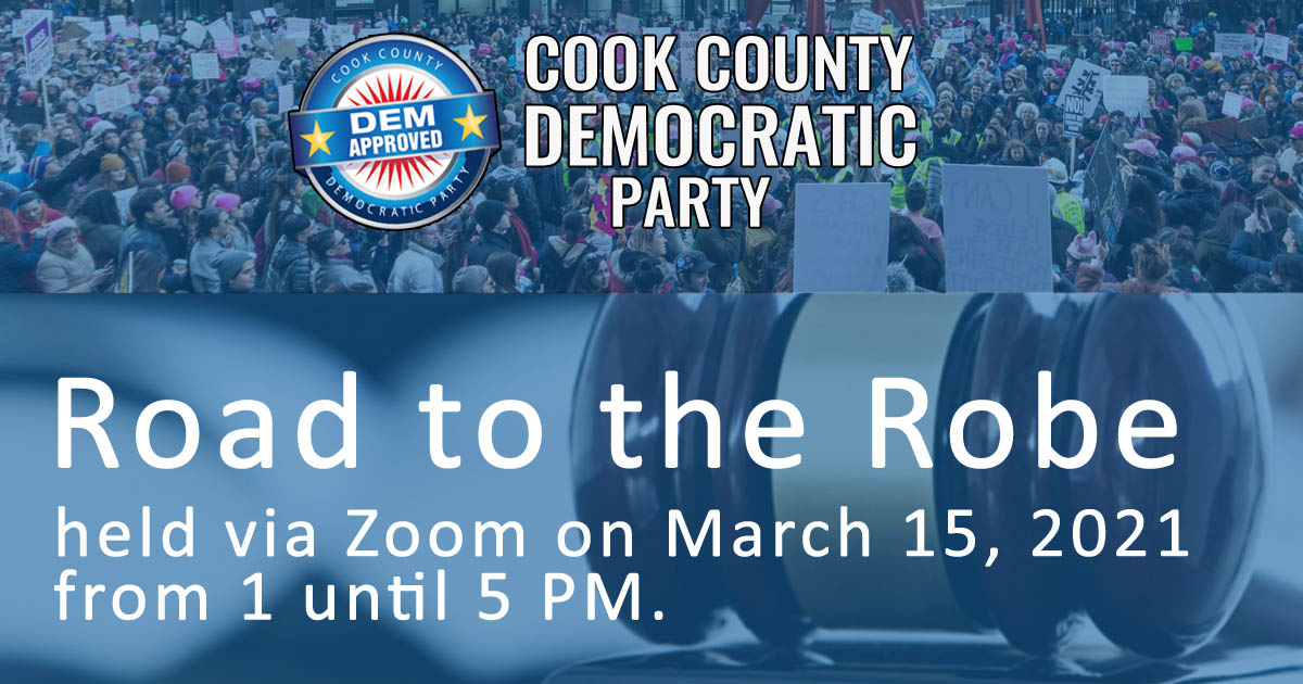 RSVP for Road to the Robe